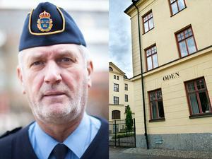 – Det kan innebära livsfara att lämna människor och djur ensamma i varma bilar, säger Mikael Hedström, presstalesman vid Gävleborgspolisen.