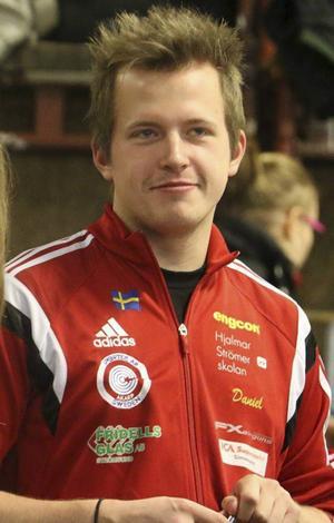 Daniel Wallberg från Los hade en minst sagt tuff uppladdning inför den sista kvaltävlingen.