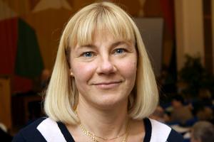 Näringslivsenhetens assistent Kirsi Aronsson har utsetts till ny näringslivschef i Hallsbergs kommun från årsskiftet. BILD: BABRO ISAKSSON