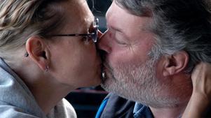 80 miljoner bakterier i en kyss. Ja, det stämmer.