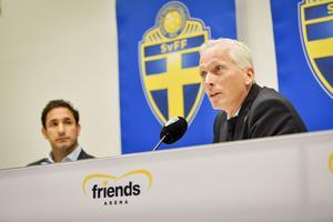 Håkan Sjöstrand är chockad över de uppgifter som framkommit i media mot förre SvFF-medarbetaren Gunilla Axén.