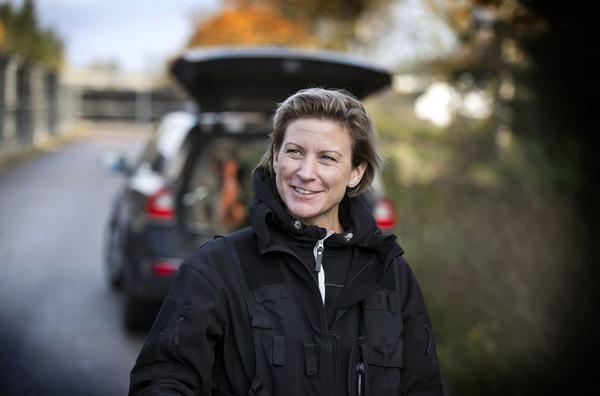 Polisinspektör Charlotte Glatter.