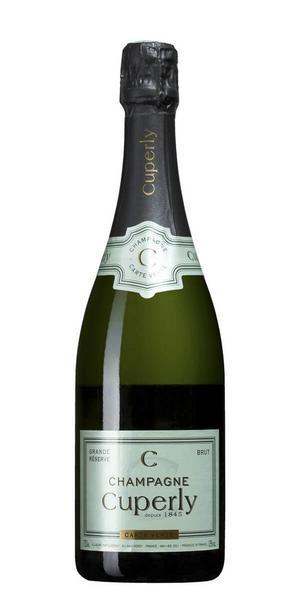 Cuperly Grande Reserve Carte Verte Brut        Artikelnummer: 7734   Från: Champagne, Frankrike   Pris: 339 kr (75 cl)  Ekologisk!      En ekologisk champagne vilket inte hör till vanligheterna, torrt med nyanserad smak. Mogna smaker av höst frukter, gråpäron, mandeltoner, apelsin och mineralitet. Välbalanserat och fin eftersmak.