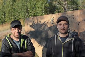 Ordförande Morgan Johansson och Banchef Fredrik Broberg ser framemot Kretsmästerskapet.