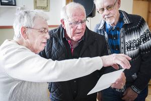 Gunnar Högberg, före detta Ljusdals-Posten-medarbetare var den som skrev som mest om Tyra Persén när det begav sig. Han berättade om sina upplevelser på Nickelvallen i Los.