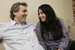 Populär bröllopsdag. Liselotte Höglund och Kenneth Blom får ett unikt bröllopsdatum när de i dag klockan 11.11 säger ja till varandra i Stadshuset i Sandviken.