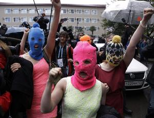 Pussy riot.