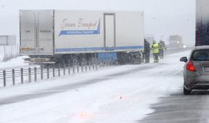 Varför finns det ingen tydligt ansvarig myndighet för trafiksäkerhetsarbetet i Sverige? undrar Patrick Magnusson. Bilden har inget samband med debattartikeln att göra.