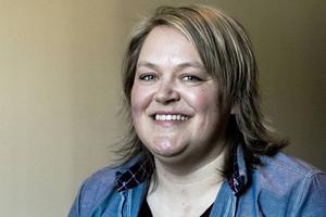 Lena Lingman är rektor på Hudikgymnasiet.