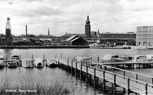 Östra hamnen.