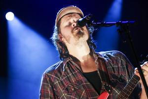 Daniel Nogren bjöd på en magisk kväll på Storsjöteatern i söndags.