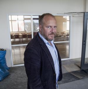 Björn Höglund från Sundsvall är mannen bakom Sankt Petrikvarteret  i Köpenhamn. Nu har han satt klorna i gamla Tobaks,