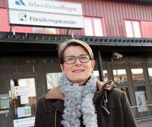Efter 29 år och de senaste åren som områdeschef lämnar Eva Nederberg Arbetsförmedlingen bakom sig och ser fram ett fritt och ledigt liv som mormor och farmor på heltid.
