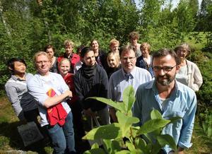 Kammarmusiken anno 2009. I spetsen för festivalen i Sandviken, med förläggning i det vackra Högbo, står Mats  Widlund och Tobias Carron som bägge varit med nästan alla de 24 åren.