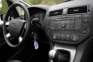 Inget krångel. C-Max har instrumentering och reglage som är tydliga och lätta att nå.