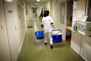 Sundsvalls sjukhus, Sollefteå sjukhus och Örnsköldsviks sjukhus påverkas av strejkvarslet. Men undantag har gjorts för samtliga barnavårdscentraler.