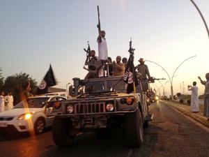 Stoppa IS-terroristernas bidragsfusk.
