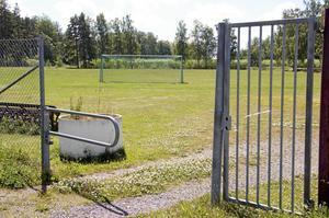 Yllevi IP i Sörstafors har köpts av Hallstahammars kommun..