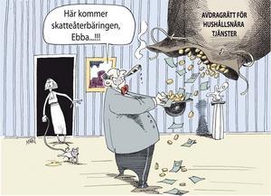 Illustration: Kjell Nilsson-Mäki.