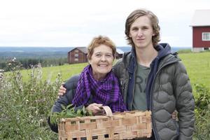 Astrid och William Åsgårdh.