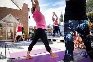 Chiball kommer från Australien och är en  blandning av rörelser från chigong, taichi yoga ,pilates  och kinesisk medicin.