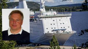 Kjell Tandberg och Ocean Gala.