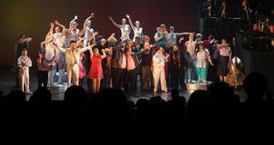 Glada Hudik-teatern har gjort succé i New York.