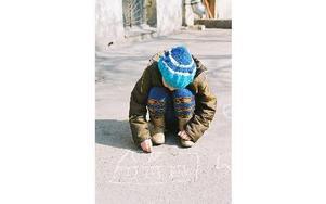 Det finns ekonomiskt utsatta barn i Sverige. Pressbild från Rädda Barnen. Fotograf: Cleis Nordfjell