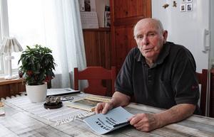 Willy Olsson har följt Marmaverkens historia och är själv en del av den.