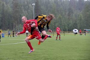 Träningsmatch mellan Anundsjö och Friska Viljor 2015.