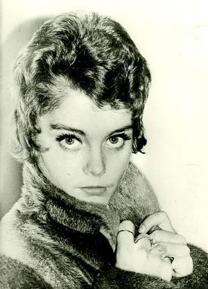 Eleanor Bodel på en bild som också prydde många skivomslag. Bild: ARKIV