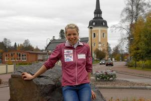 Maria Rydqvist valde att stanna hemma i Älvdalen första halvan av landslagets träningsläger i Italien. Maria säger att hon till motsats till Anna Haag kommer att köra Tour de Ski.