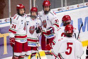Modo är klar för final i Modo Cupen. Det blev 5–2 i semifinalen mot Luleå.