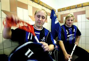Mathias Engman och Joel Rahmqvist har varit med sedan begynnelsen.