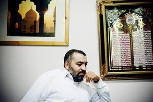Jamal Lamhamdi, Örebro moskés talesman