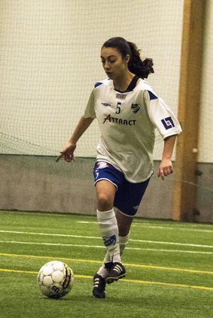 IFK Timrås Flaurona Rexhaj blixtrade allt som oftast till med briljant teknik.