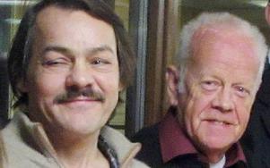 Tony Jansson och Sören Eriksson, tidigare sverigedemokrater. Foto: Hans Dahlqvist