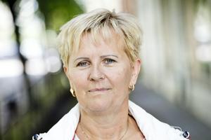 Eva Ekerhag cyklade utan hjälm och skadades för livet 2006