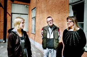 HOPPFULLT. Marie Pahlbäck, Sten Pettersson och Ann-Cathrine Jonsson deltar alla i CFA:s verksamhet. Vad de  har gemensamt är att de kommit en bra bit på vägen för att klara sig utan försörjningsstöd.