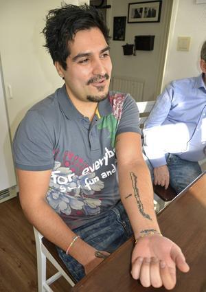 En pusselbit har lagts på plats. För ett par veckor sedan fick Daniel Wiklund kontakt med sin biologiska mamma och sina chilenska syskon.