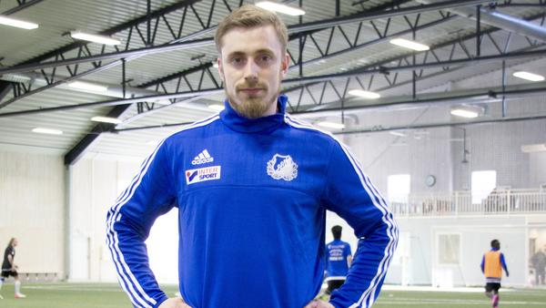 Emil Johansson, SSK.