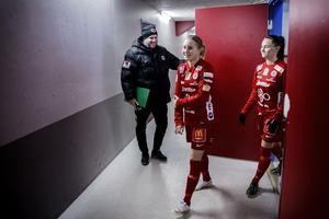 Kif Örebro är klart för kvartsfinal i svenska cupen (arkivfoto).