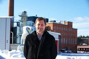 Koncernchefen Per Skoglund har lyckats få till en ny finansiering av Arctic Paper som också omfattar Grycksbo