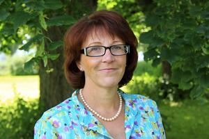 Cecilia Borgh, enhetschef på Migrationsverket i Kramfors, konstaterar att tillgången av platser på ayslboenden är god både i Ångermanland och i landet som helhet.