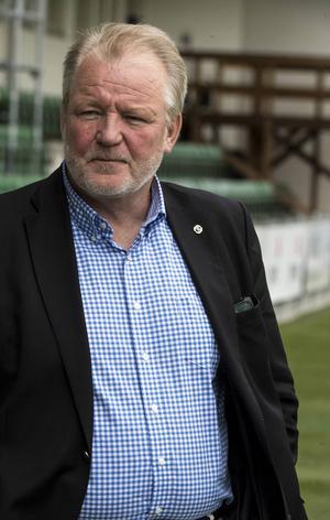Ordförande Johan Nikula.