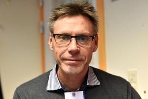Magnus Lantz, biträdande rektor på Noretskolan, är tacksam över möjligheten som skolan har fått.