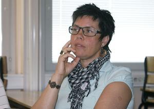 Karin Engblom är en av lärarna på Bergviksskolan som åker med eleverna i nian till Frankrike.