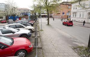 Bostäder planeras på Klippans parkering