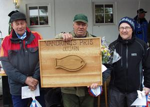 Vinnarna i Hedepimeln.