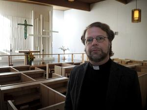 Peder Bergqvist, föreståndare Stiftelsen Berget.